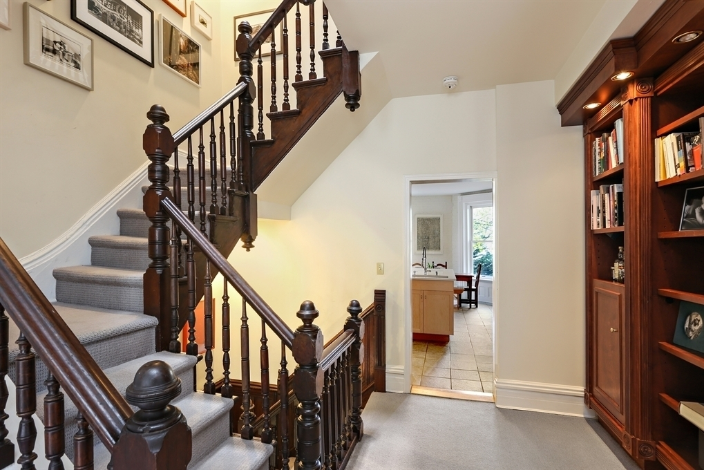 139 South Oxford Street, staircase, fort greene