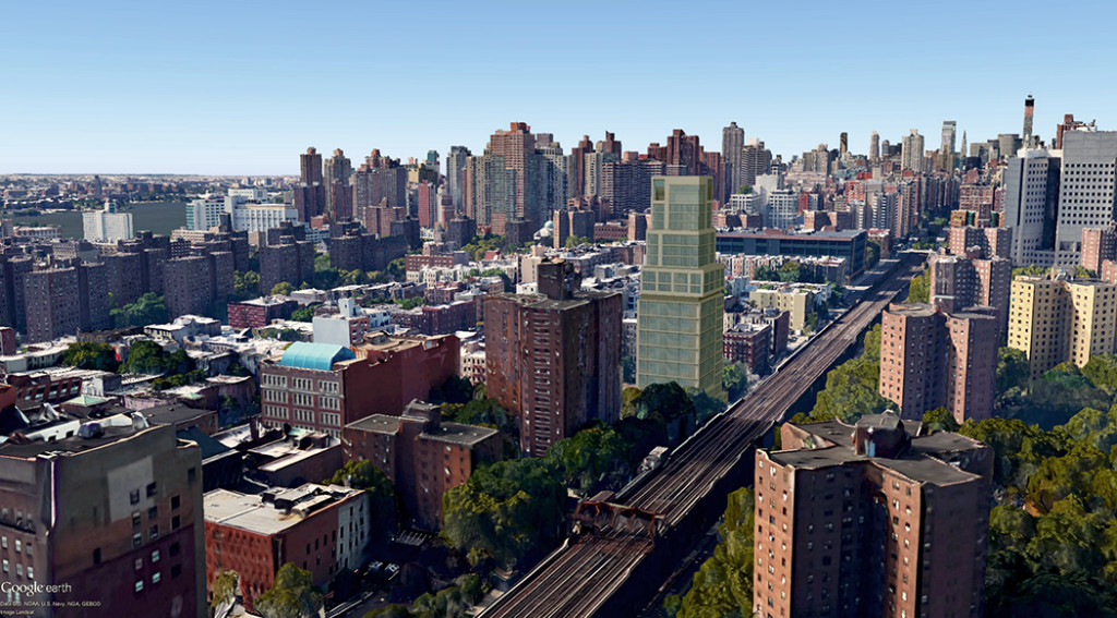1399 Park Avenue, Heritage Real Estate Partners, Terrace on the Park, Goldstein Hill & West