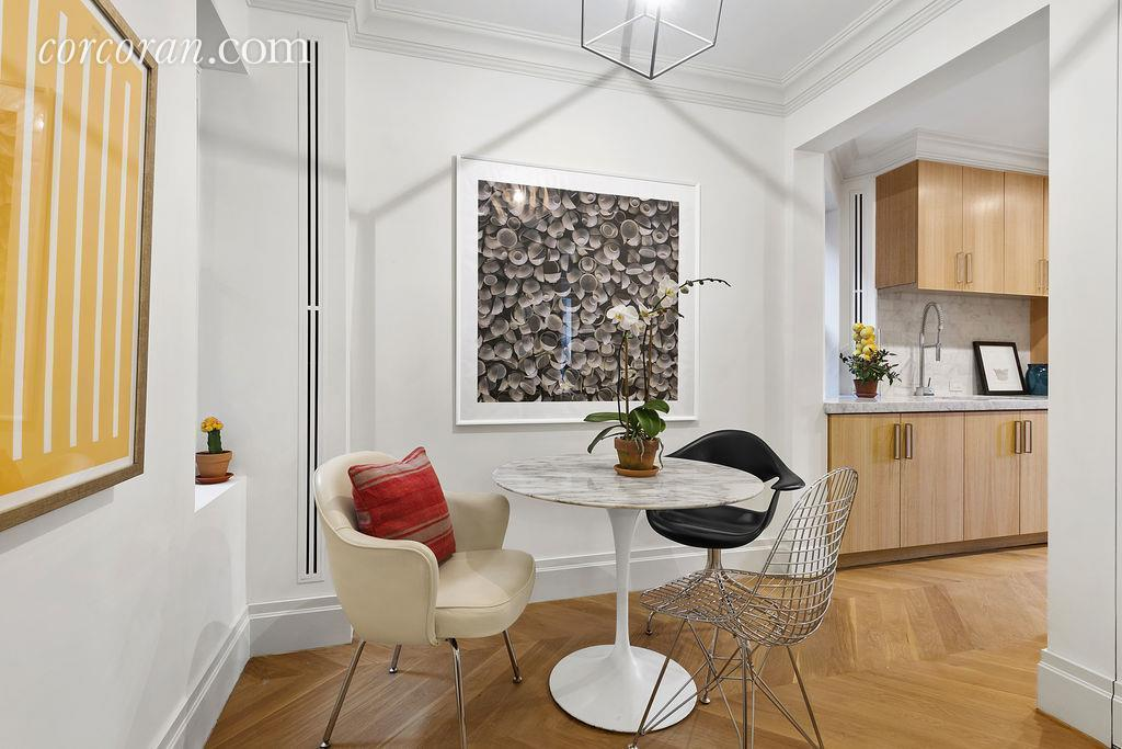 140 West 10th Street, dining room, co-op