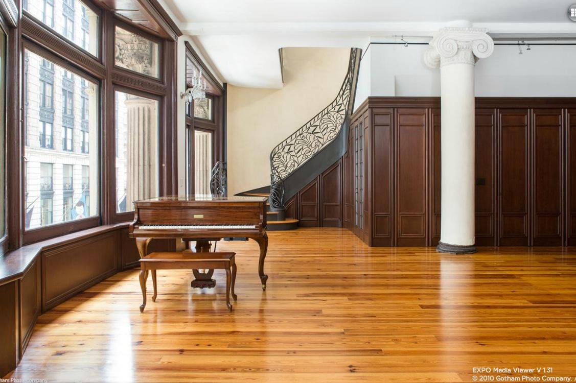 158 mercer street, downstairs, duplex