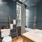2 Hubert Street, 151 Hudson Street, Tribeca, Loft, Condominium for sale, cool listing, interiors, kitchens, black kitchen