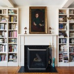 302 West 12th Street, condo, bookshelves