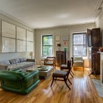 322 West 20th Street, Cool listing, Chelsea, Townhouse rental, Manhattan rental listing, Historic homes, Duplex,