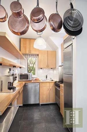 337 West 20th Street, kitchen, co-op