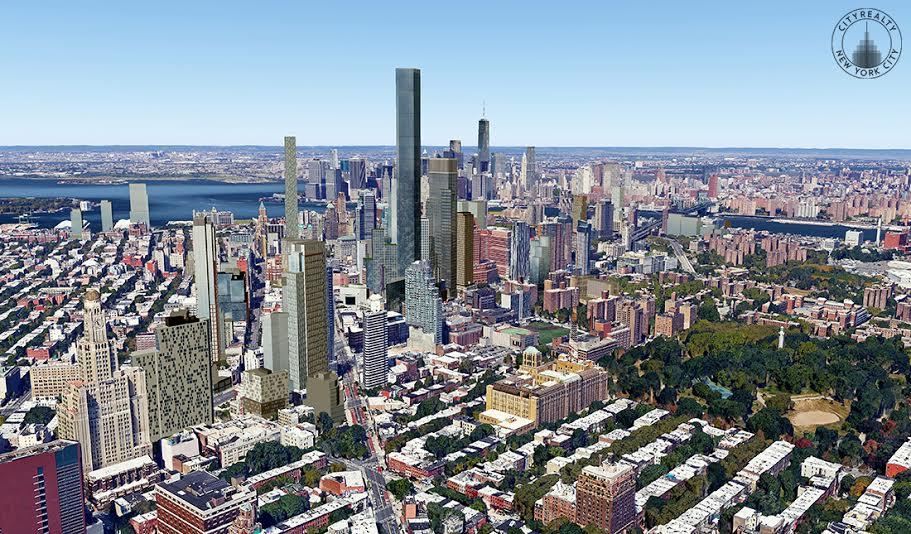 340 Flatbush Avenue Ext - JDS Development, SHop Architects