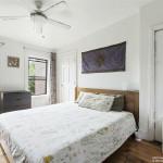 348 Gates Avenue, backyard, Bed Stuy, brownstone