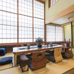 419 West 55th Street, Maisonette, Duplex, Interiors, Loft 55, cool listings, manhattan co-ops for sale, japanese design, Shigeru Kobayashi, Midtown West, shoji, fusuma