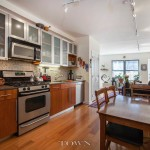 440 East 117th Street, kitchen, dining room, condo