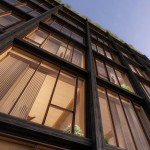 475 West 18th Street, 475 West, Chelsea development, SHoP Architects, wooden buildings, wood construction