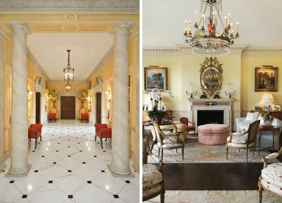 834 Fifth Avenue, Carroll Petrie, Rosario Candela, NYC celebrity real estate