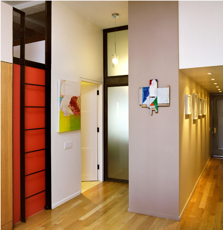 dumbo loft, Etelamaki Architecture, Davis Residence