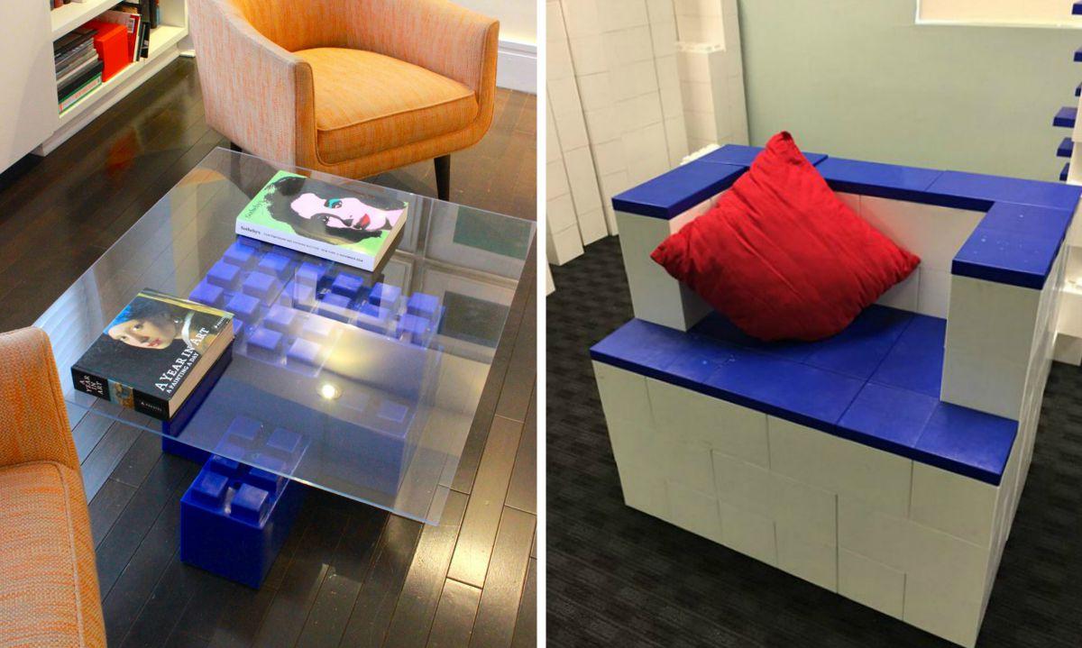 Everblock, giant LEGO, LEGO construction, modular building blocks