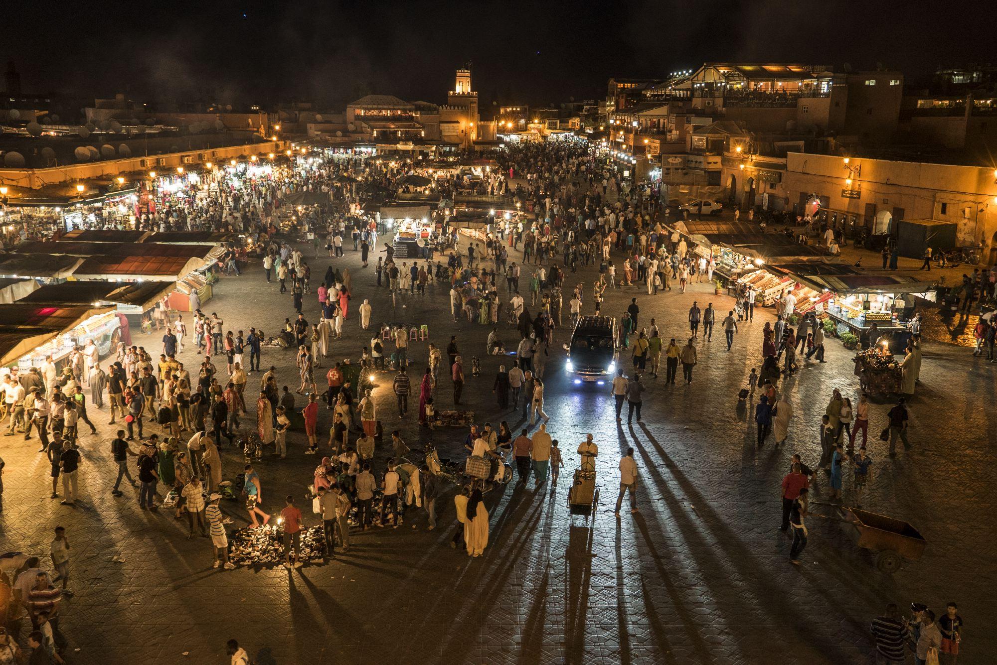 Marrakesh, Morocco photography, Ira Block, National Geographic