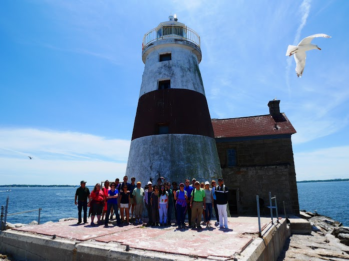 Execution Rocks Lighthouse, New York Adventure Club