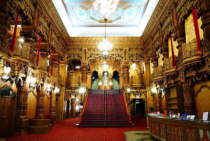 United Palace Theater, New York Adventure Club, Washington Heights theater, Loews Wonder theaters