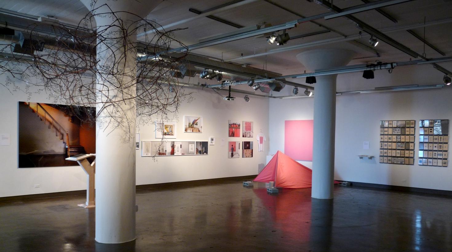 SVA exhibit, School of Visual Arts