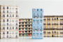Clever Skyline Wrapping Paper Turns Gifts Into City Buildings From Around the World