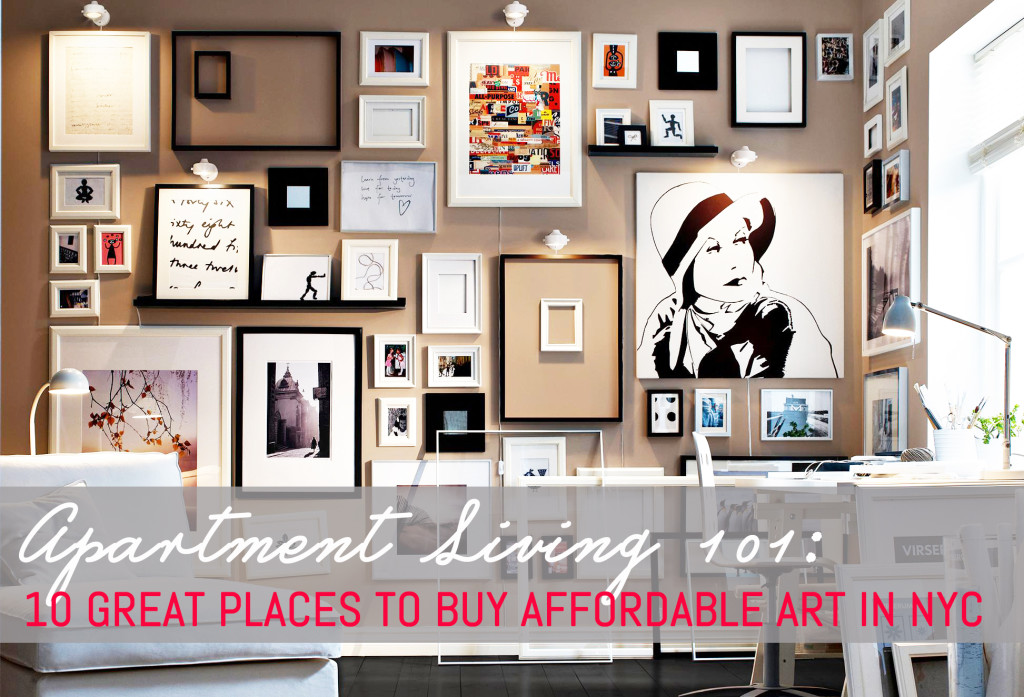 Affordable art nyc lead for Buy apartment in manhattan