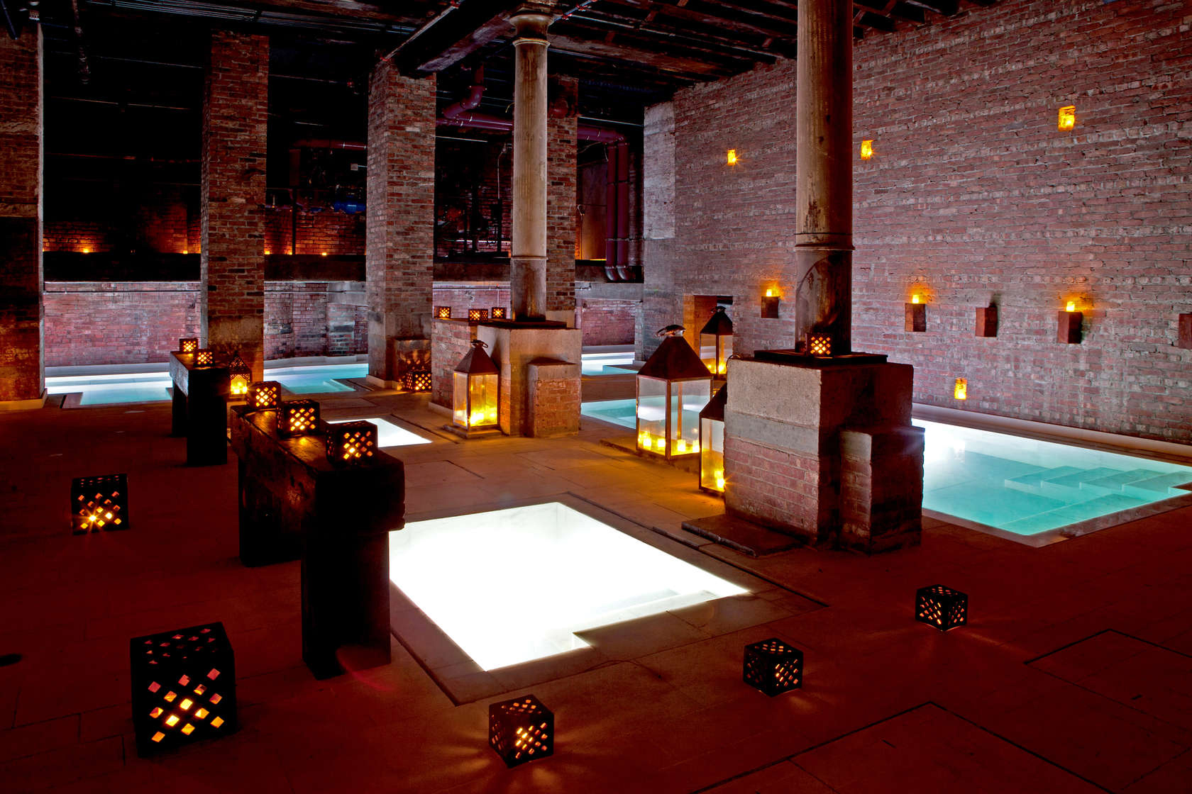 There 39 S A Secret Bathhouse Modeled After Ancient Greco Roman And Ottoman