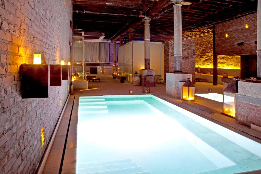 aire ancient bats, bath house NYC, AIRE Ancient Baths