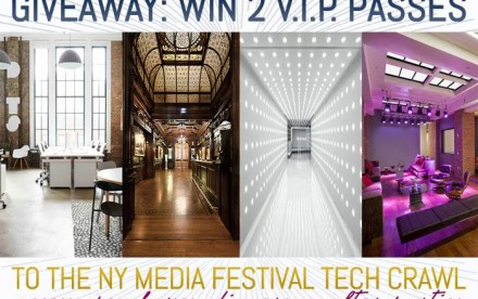 new york media festival, tech crawl, cityrealty open house, nymef