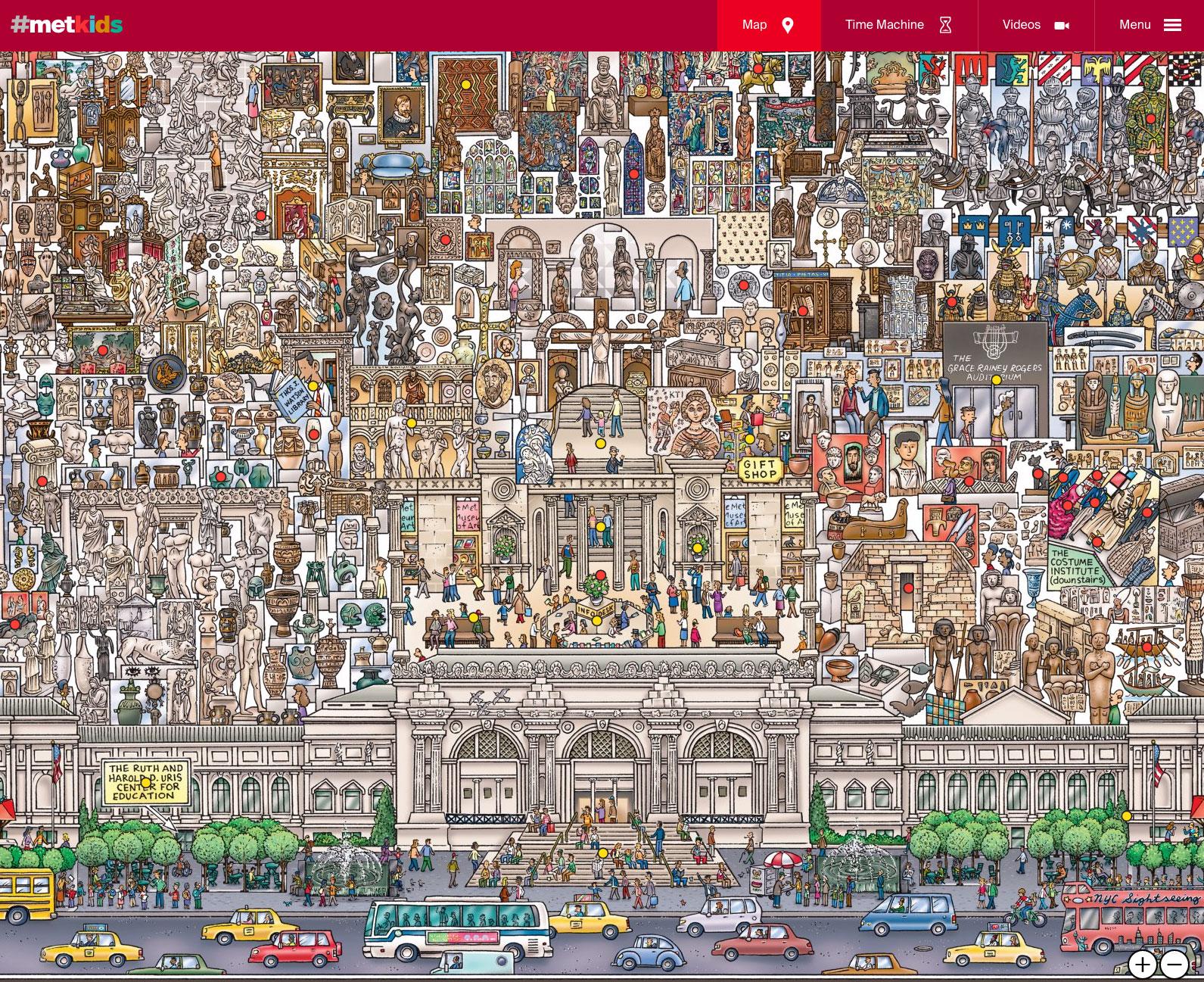 Metropolitan Museum of Art Lesson Plan | Study.com