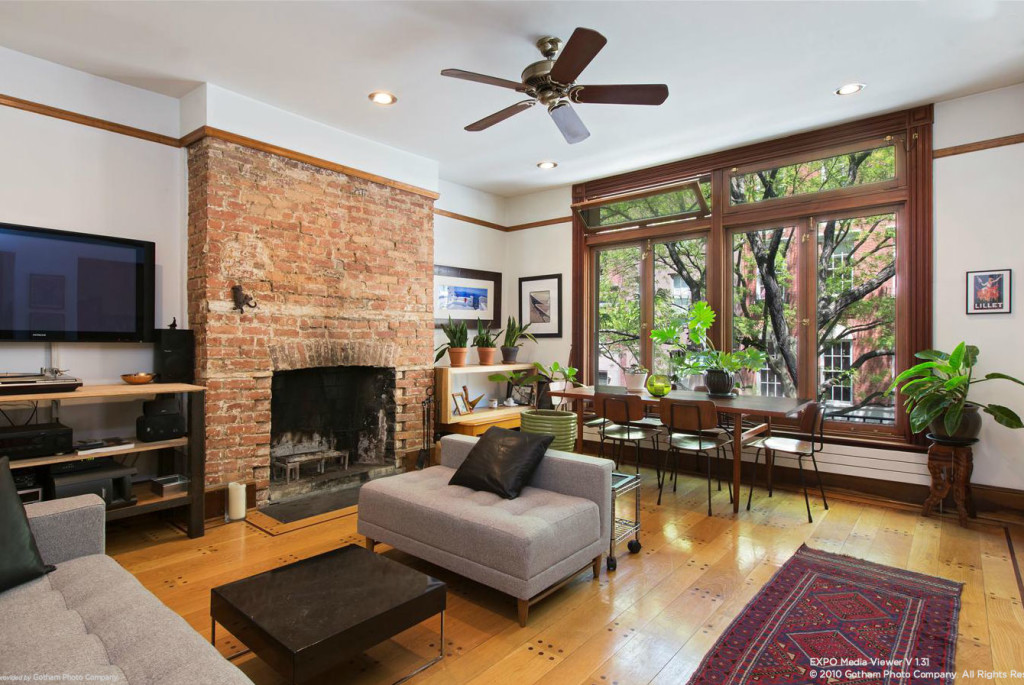 122 waverly place, kate moss nyc apartment, kate moss johnny depp apartment