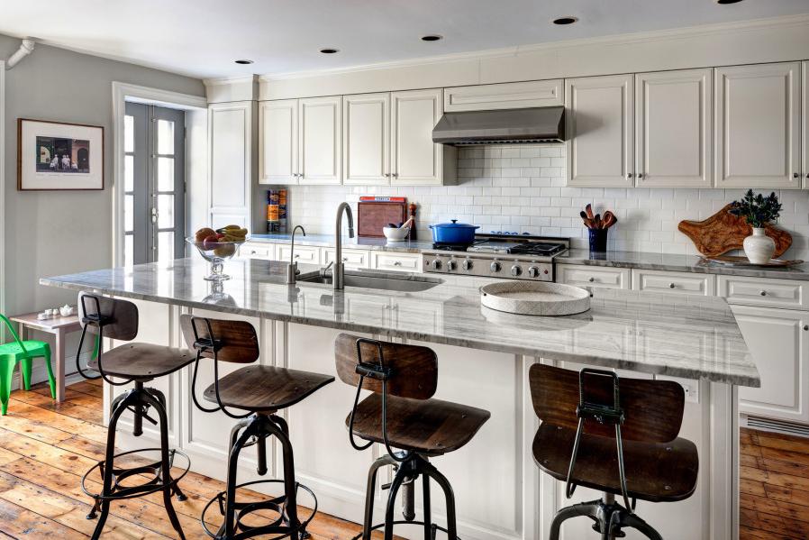 brooklyn brownstone, mcgrath interiors, traditional kitchen,