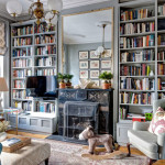 brooklyn brownstone, mcgrath interiors, built-ins, shelving,