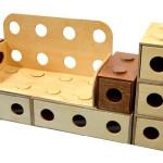 LEGO Furniture, Chilean Design, Francis Raab