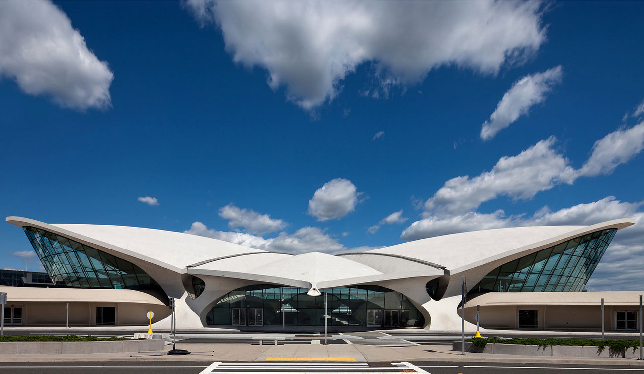 It 39 s official jetblue will turn the iconic twa flight for Hotel at jfk terminal
