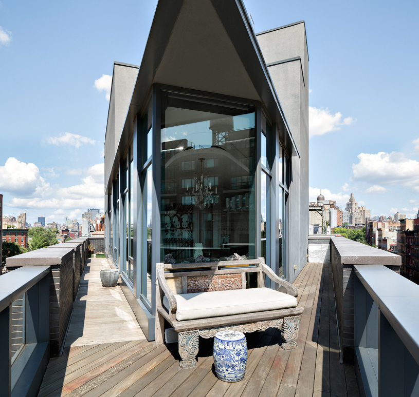 1 7th Avenue South, Rogers Marvel, Cool Listings, Penthouse, Greenwich Village, Rentals, Manhattan penthouse for rent,