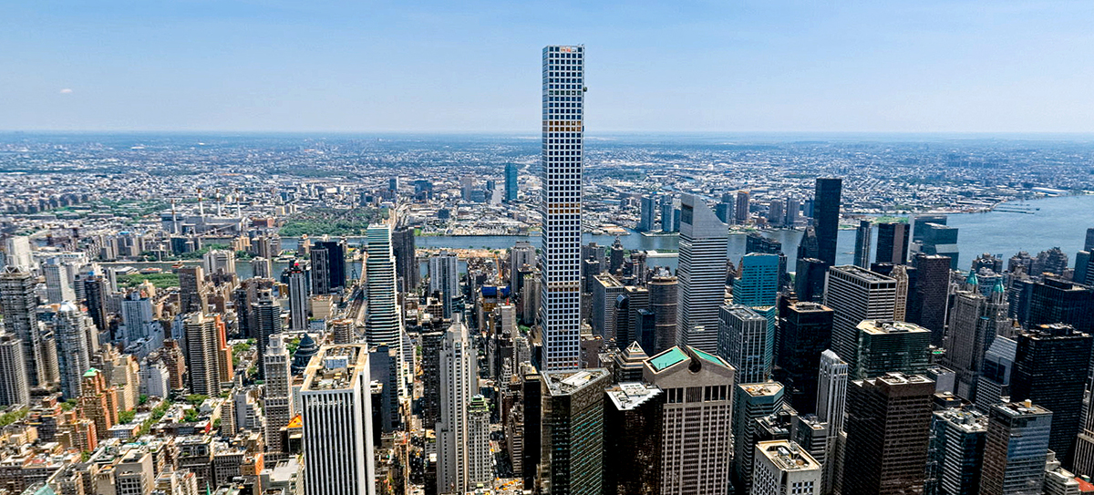 Check Out The Views From 1 438 Feet In The Air At 111 West 57th Street 6sqft