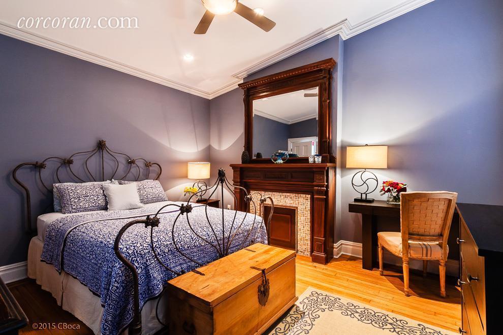 14 cambridge place, guest bedroom, clinton hill