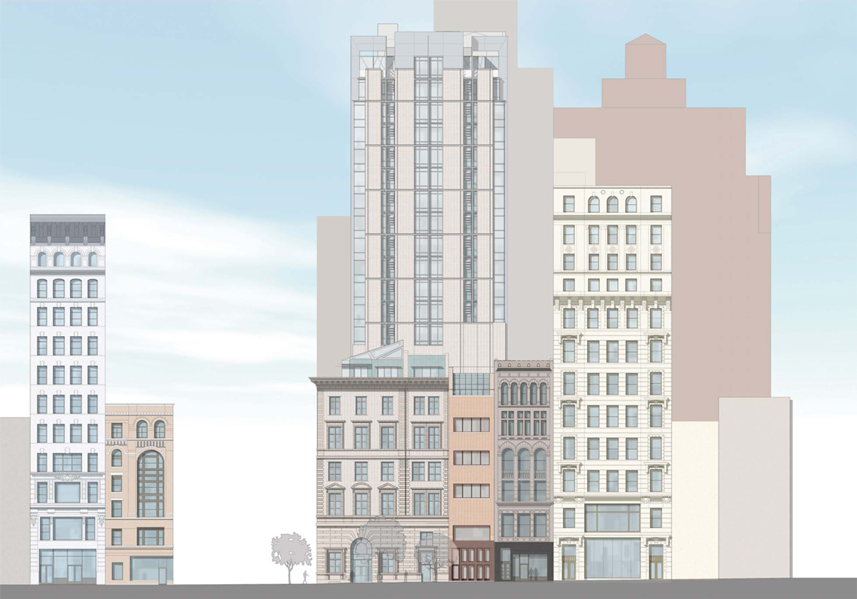 Pbdw S Nomad Hotel Prepares For 20 Story Addition To