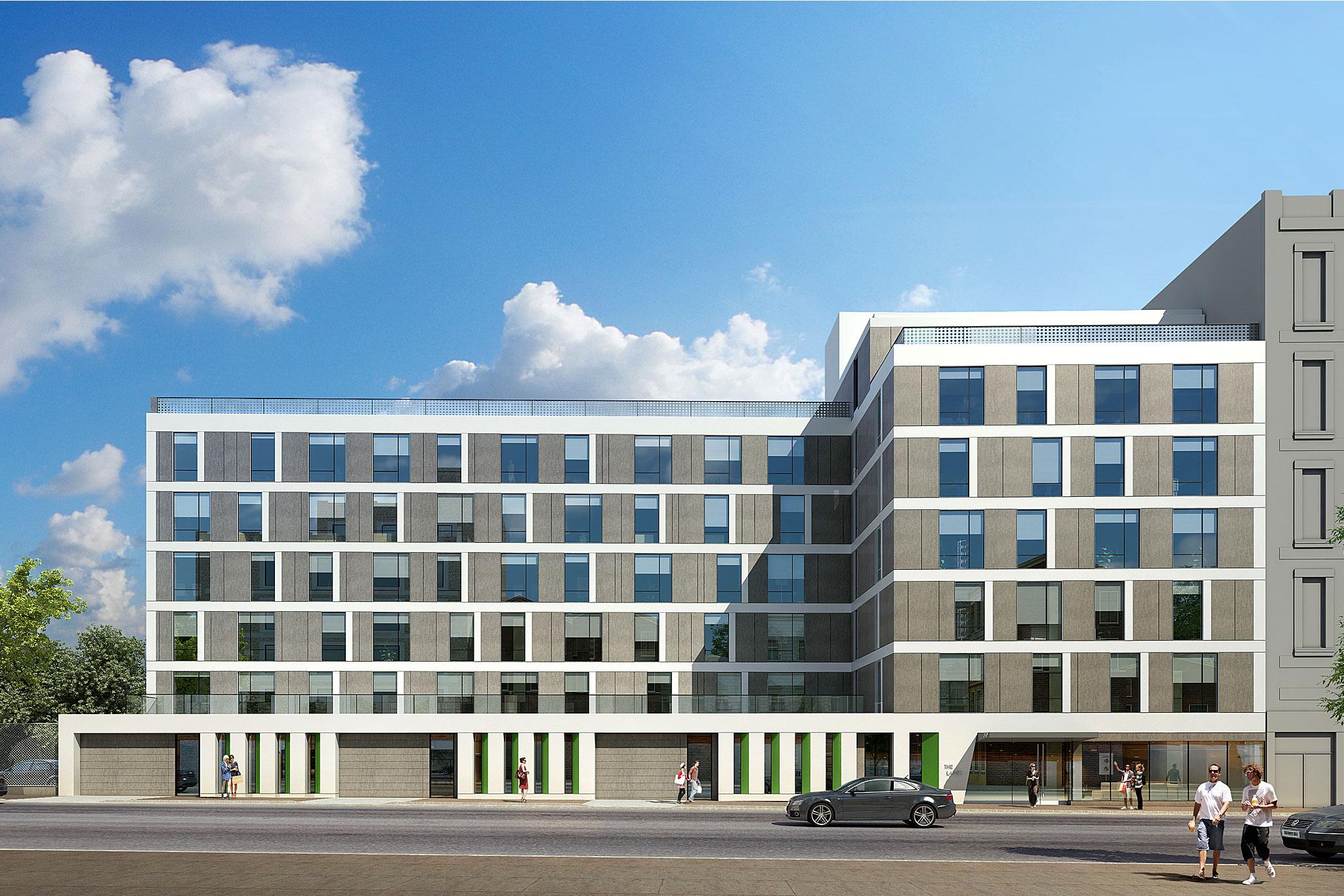 37-10 Crescent Street, Long Island City development, Fogarty Finger, NYC micro housing, Ranger Properties