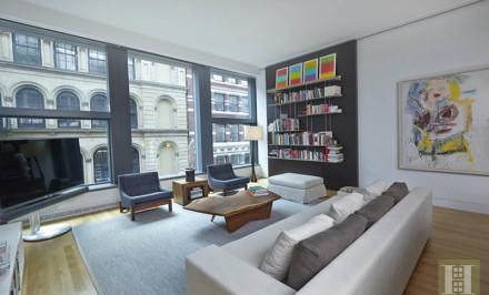40 Mercer Street, Daniel Radcliffe, NYC celebrity real estate, Soho real estate