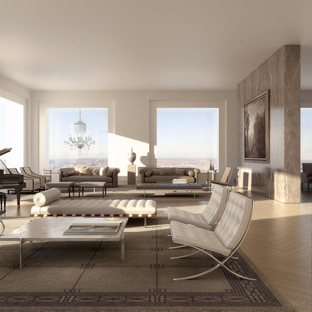 432 Park Avenue, DBOX, Macklowe Properties, Vinoly, Deborah Berke  (23)