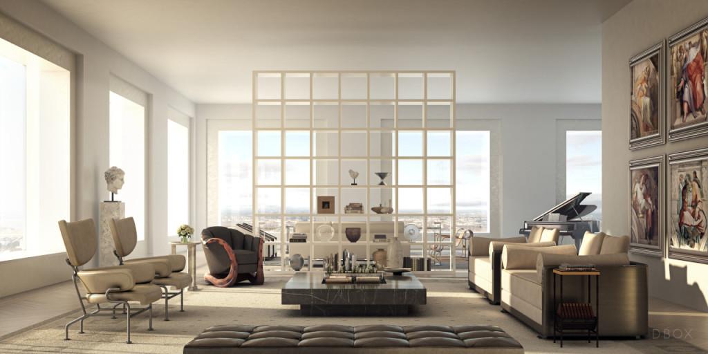 432 Park Avenue, DBOX, Macklowe Properties, Vinoly, Deborah Berke (24)