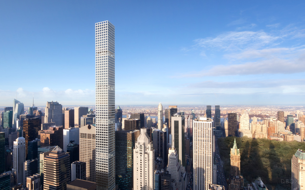 432 park in numbers new renderings and superlatives will. Black Bedroom Furniture Sets. Home Design Ideas