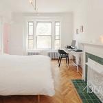 611 macon street, living room, parlor floor, bed stuy