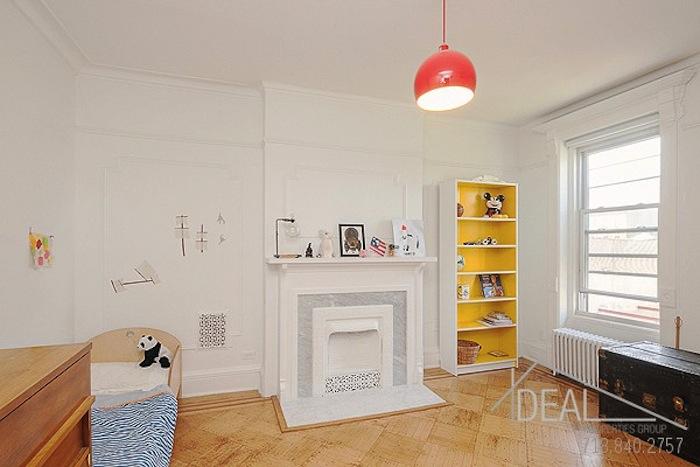611 macon street, townhouse rental, bed stuy, duplex, bedroom
