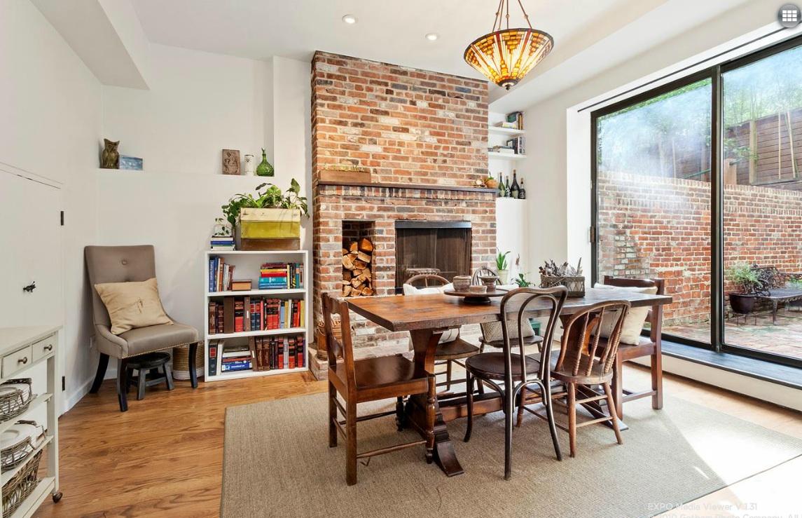 838 Greenwich Street, dining room, co-op