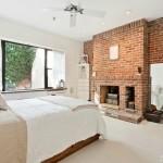 838 Greenwich Street, master bedroom, co-op, triplex