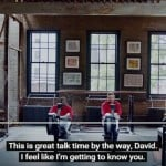 Anderson Cooper firehouse, 84 West 3rd Street, David Beckham, Kevin Hart, H&M video