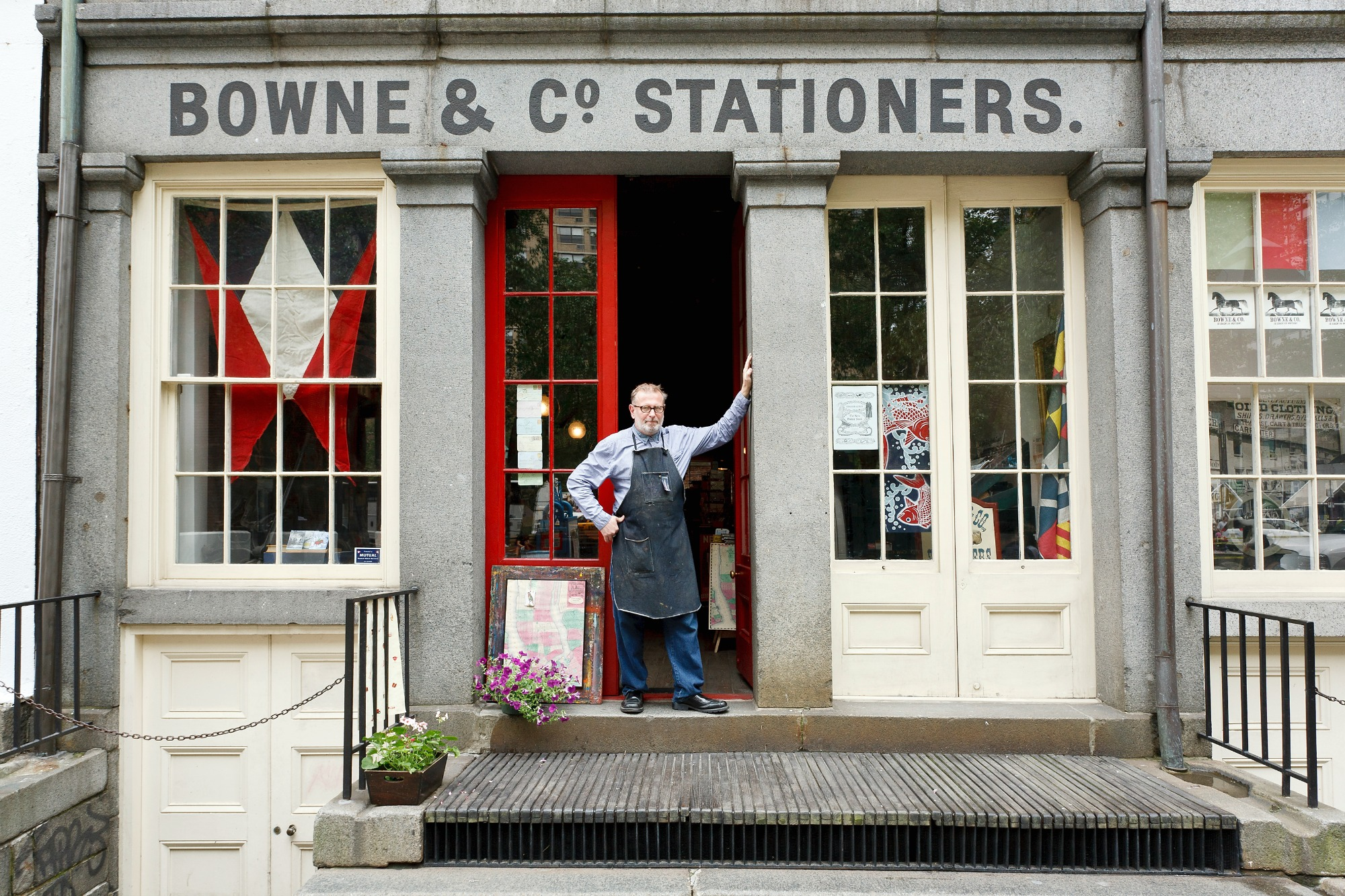 INTERVIEW Captain Jonathan Boulware Is Setting Sail At The South Street Seaport Museum