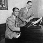 George and Ira Gershwin