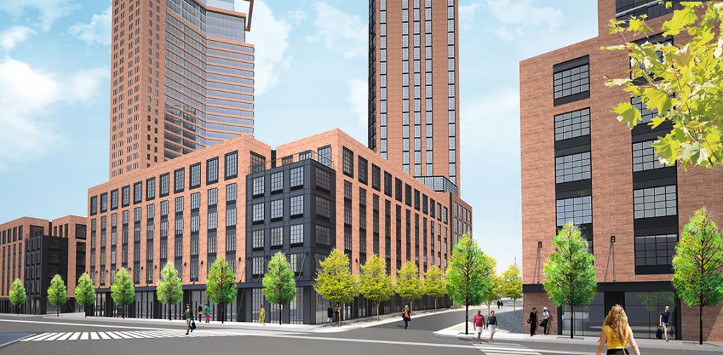 Greenpoint Landing, Handel Architects, Brookfield Properties, Park Tower Group, James Field Corner Operations (14