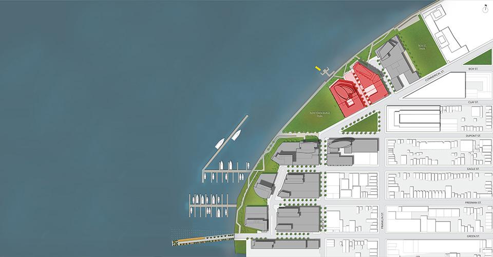 Greenpoint Landing, Handel Architects, Brookfield Properties, Park Tower Group, James Field Corner Operations (7