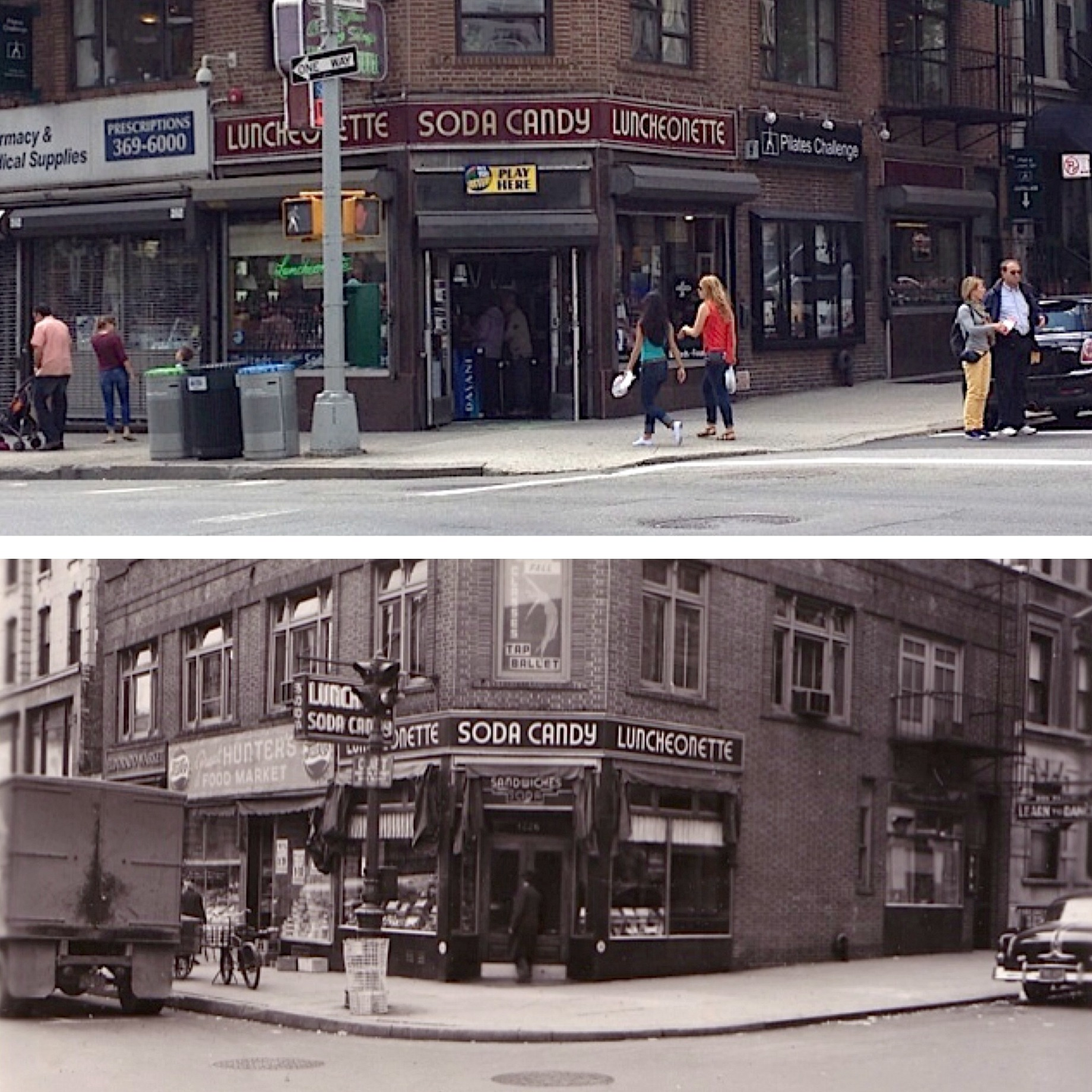 NYC luncheonette, Lexington Candy Shop, historic NYC businesses, John Philis